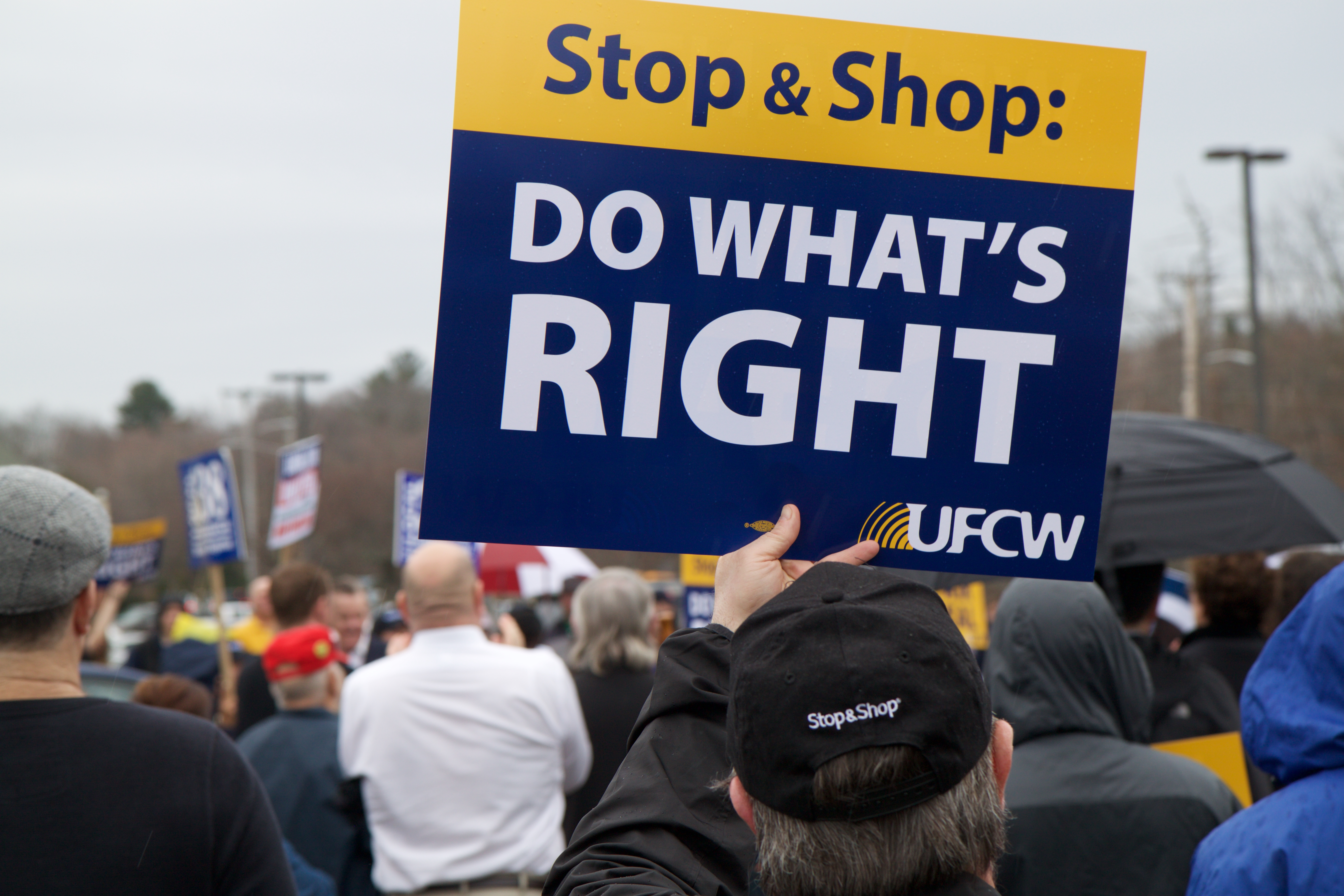 Stop & Shop Workers Announce New Actions in Campaign for Fair Contract