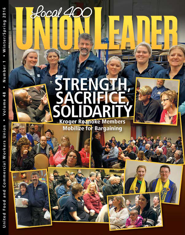 Union Leader Spring 2016