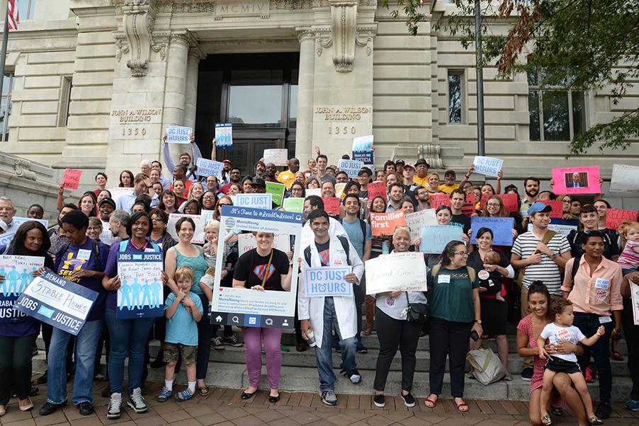 D.C. Council Advances Expansive Family and Medical Leave Rules
