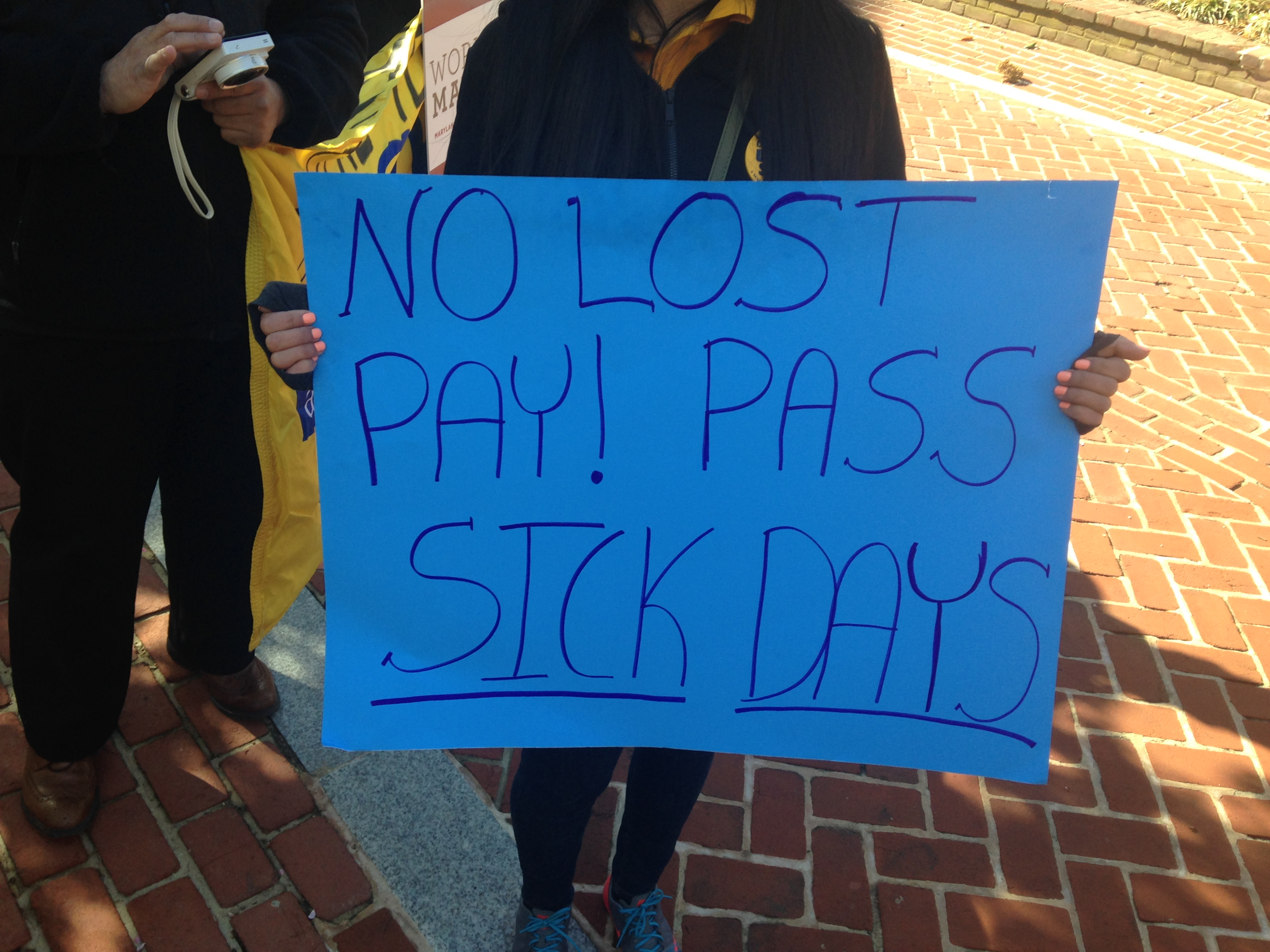 Montgomery County Members Now Eligible for Paid Sick Days
