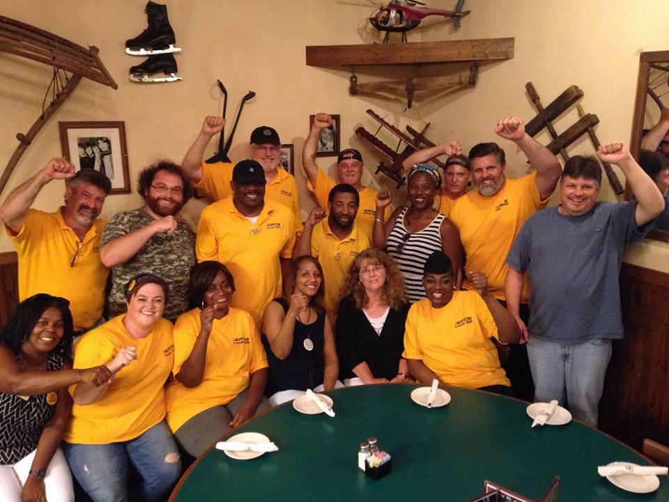 April 25 & 26: Lipton Union Membership Meetings
