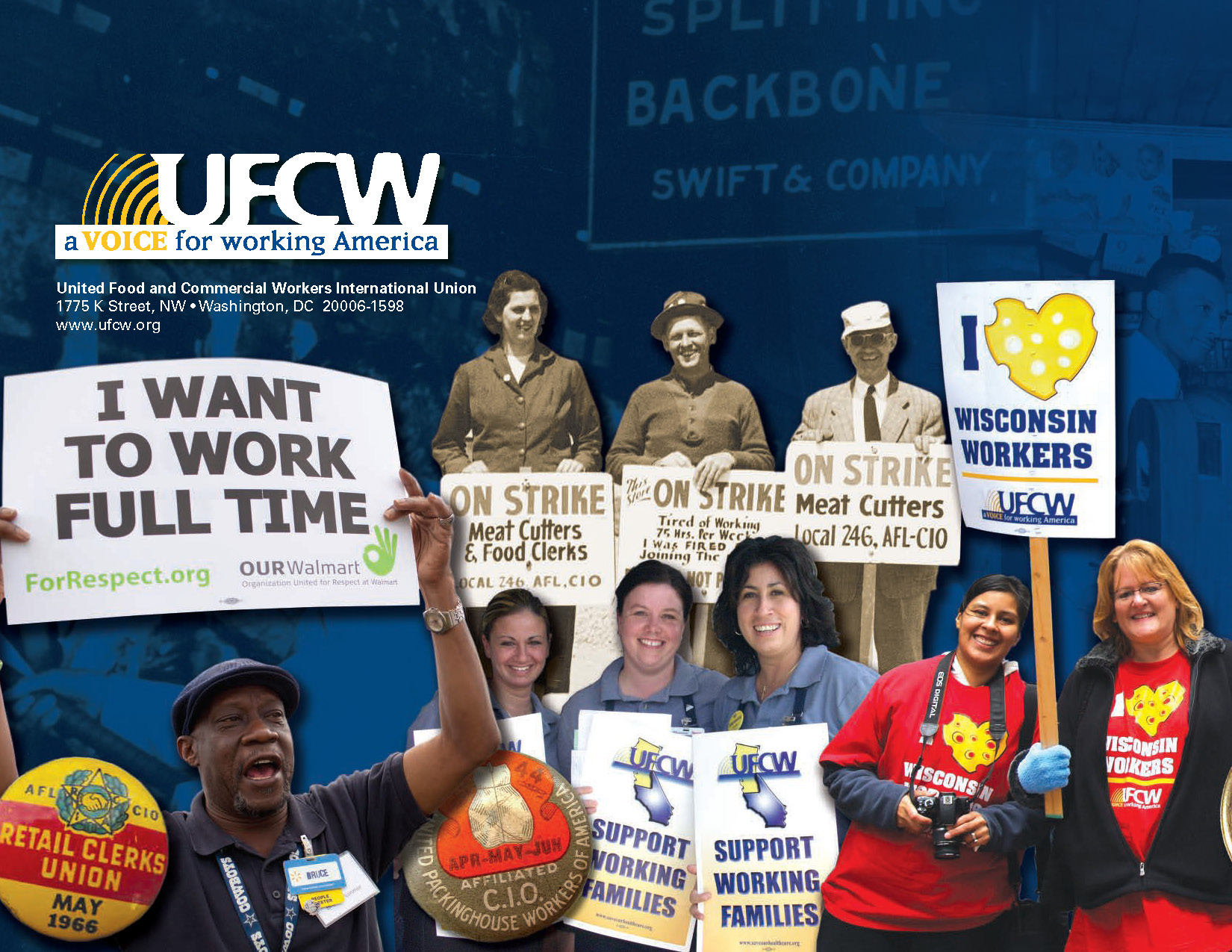 UFCW Celebrates 38 Years of Standing Up for Workers