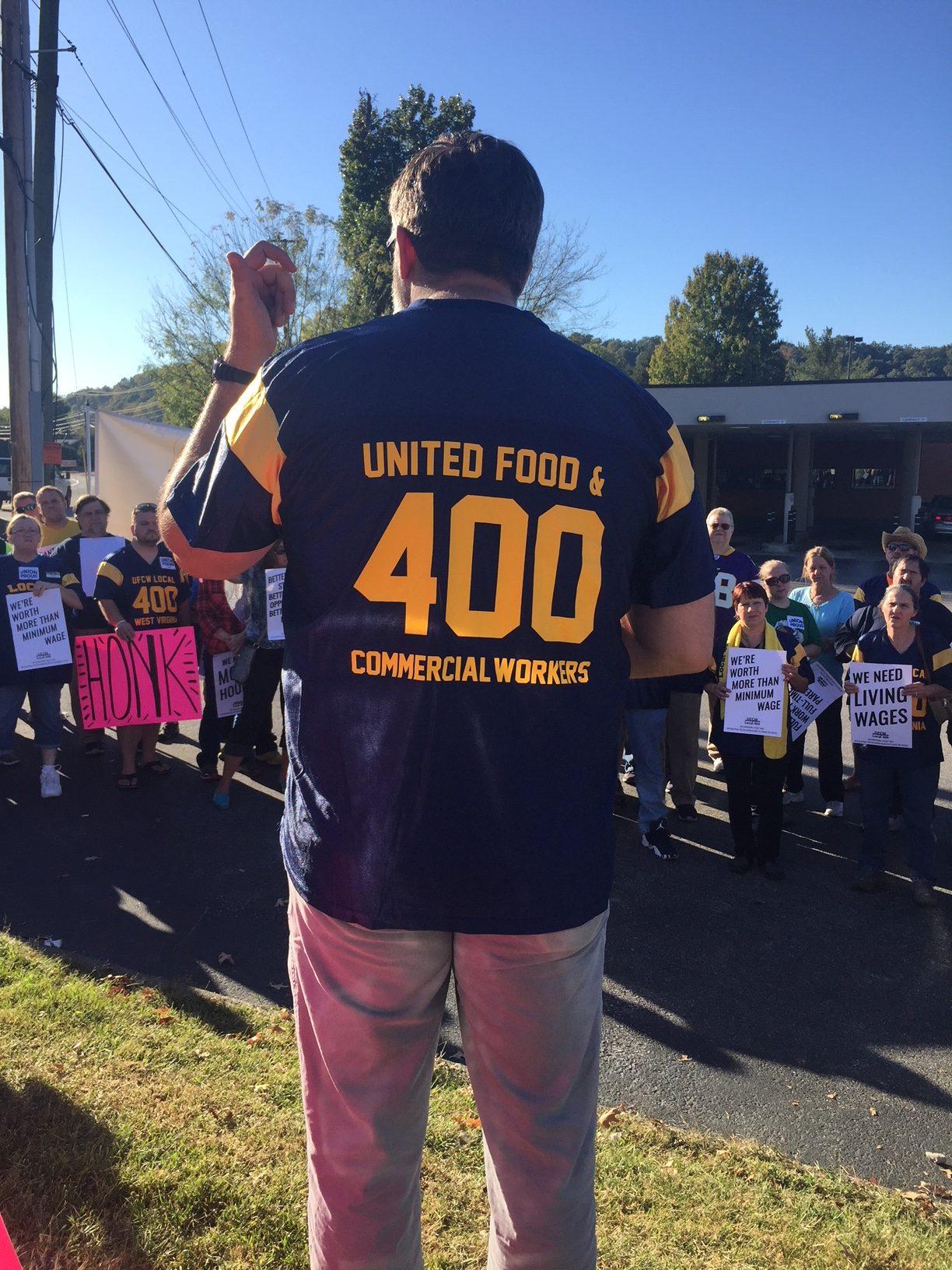 20171003-Charleston WV Kroger Action_IMG_1169 | UFCW Local 400
