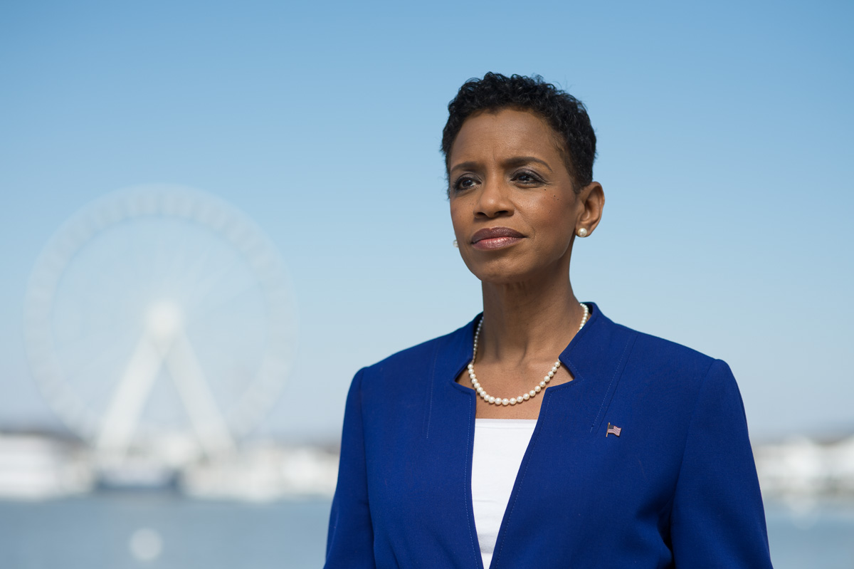 Local 400 Endorses Donna Edwards for Prince George's County Executive