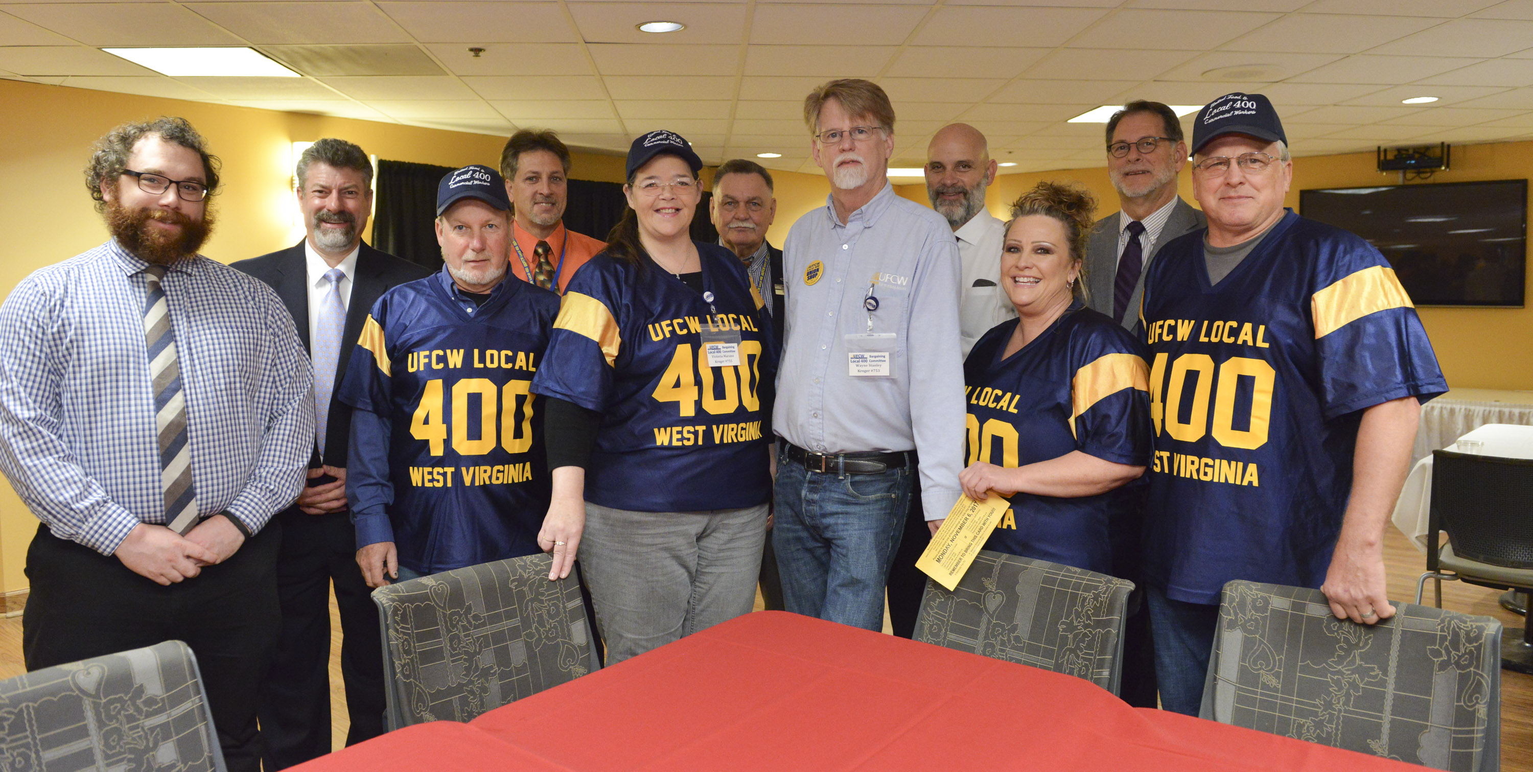 Local 400 Members Ratify New Contract With Zero Cuts