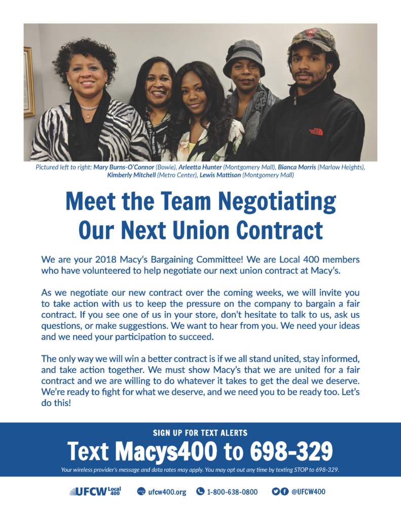 Workplace News | UFCW Local 400 | Page 2