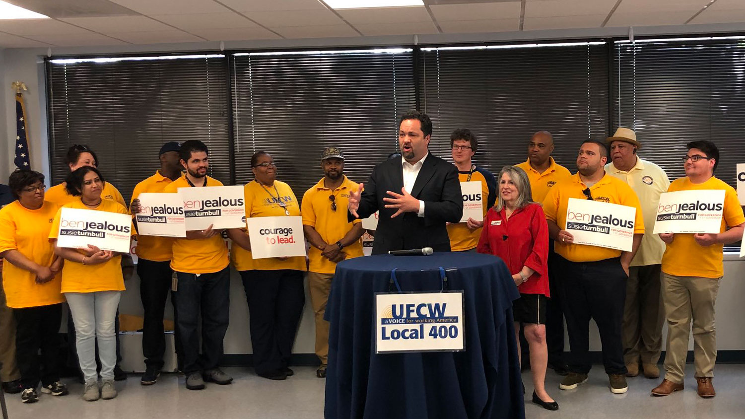 Why We Support Ben Jealous for Governor of Maryland