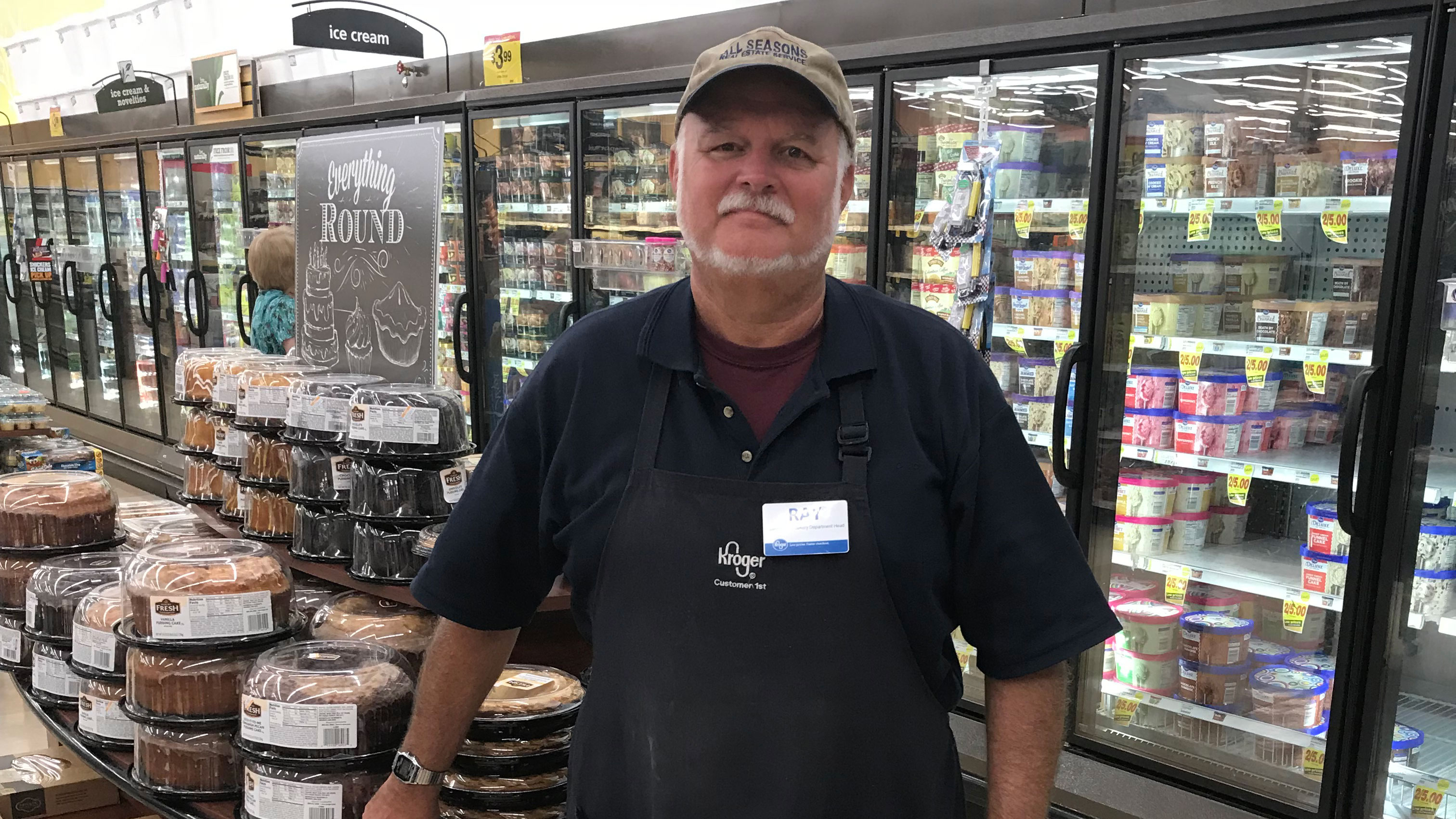 Kroger Shop Steward Retires After 42 Years