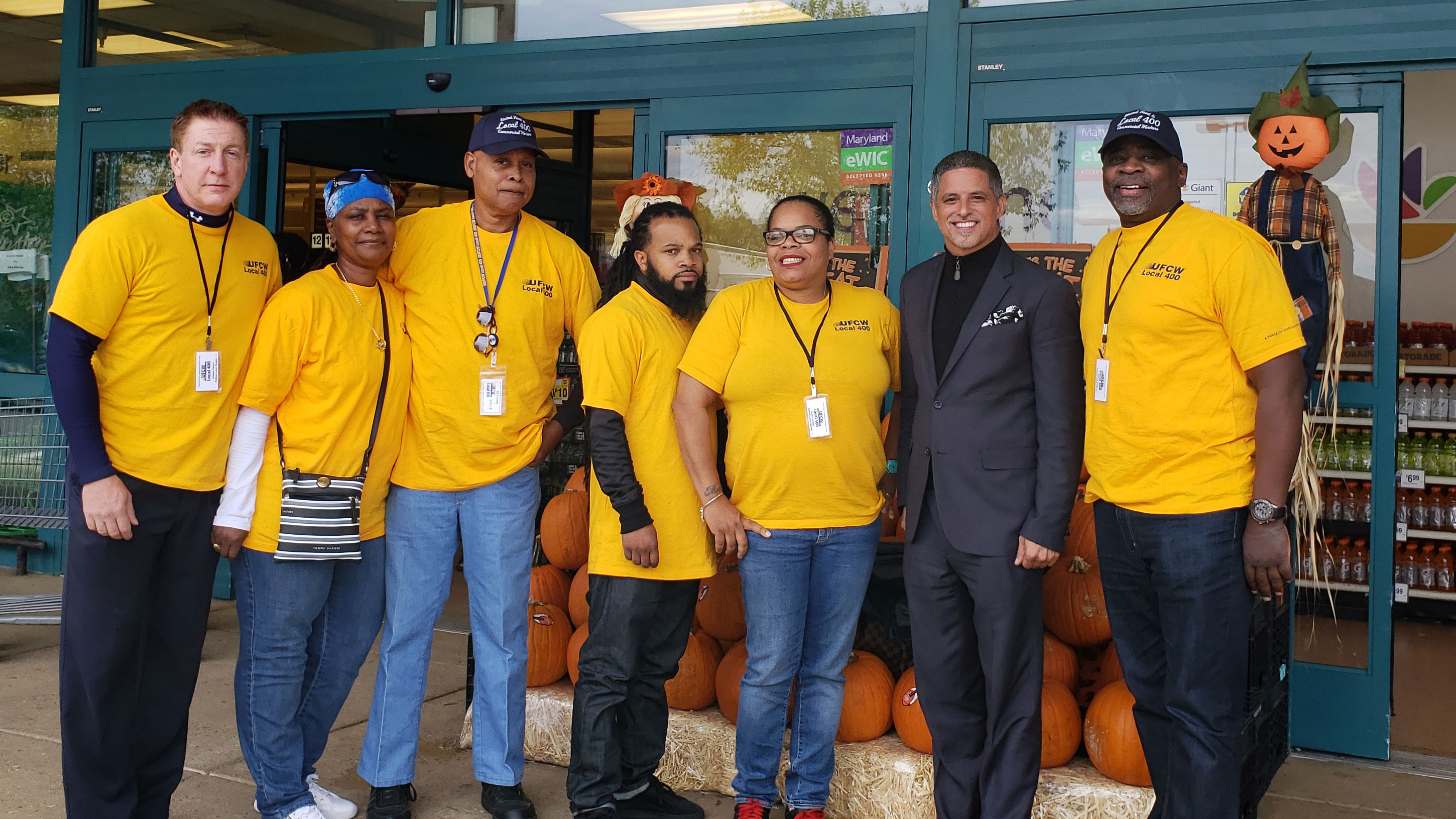 UFCW Local 400 Endorses Sydney Harrison for Prince George's County Council