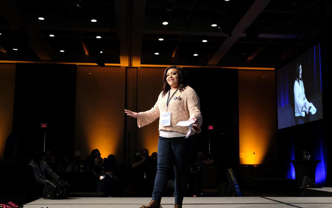 Kroger Shop Steward Speaks at Canadian UFCW Conference