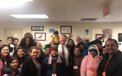 Lee Carter Staff Become First Campaign Workers to Unionize in Virginia