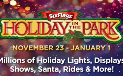 Union Discounts to Six Flags Holiday in the Park