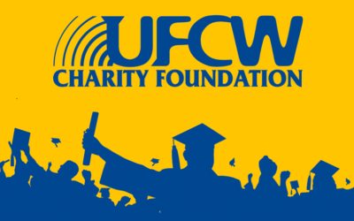 2020 Scholarships Available from UFCW Charity Foundation