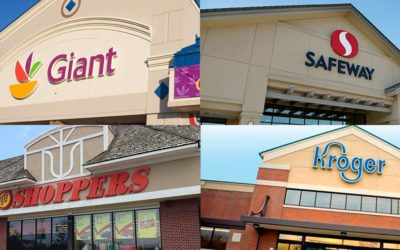 Enhanced Policies in Effect at Giant, Kroger, Safeway & Shoppers