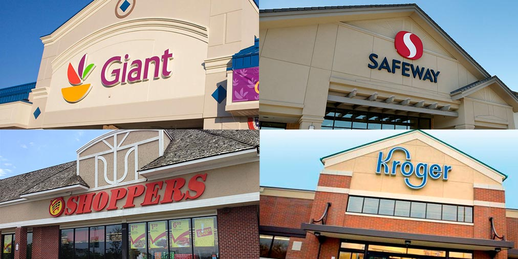 Live Updates: New Policies in Effect at Giant, Kroger, Safeway & Shoppers