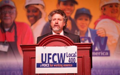 An Important Message from UFCW Local 400 President Mark Federici
