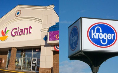 Kroger & Giant Agree to Limit Customers in Stores