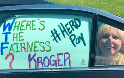 West Virginia Kroger Workers Staging Protests Over Union Contract