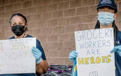 UFCW Local 400 Slams Chairman Mendelson's Decision Not to Include Hero Pay in DC Budget